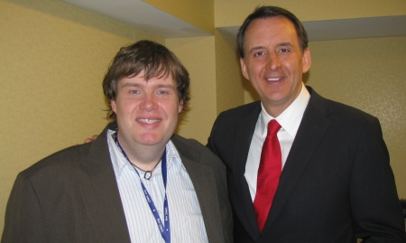 John Hawkins and Tim Pawlenty
