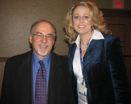 David Horowitz and Kristina Ribali