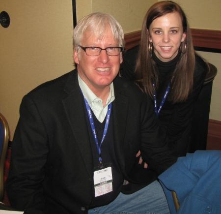 Jim Hoft and Brooklyn Roberts