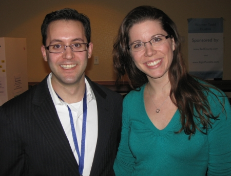 Lee Doren and Mary Katharine Ham