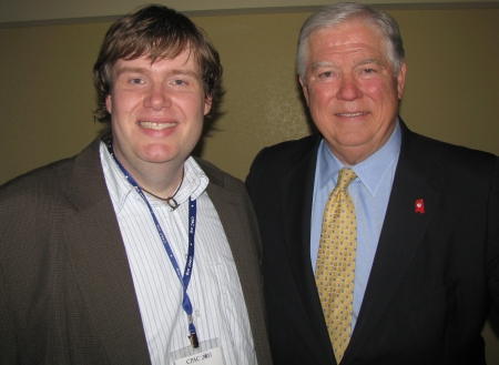 John Hawkins and Haley Barbour
