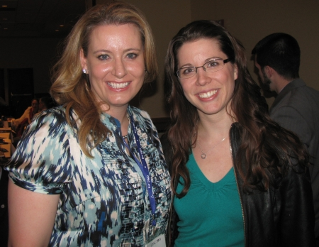 Sarah Nitta and Mary Katharine Ham