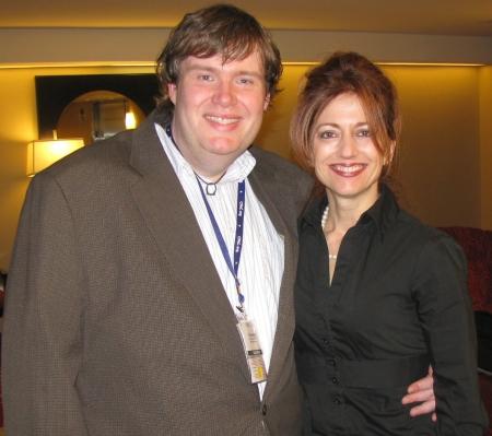 John Hawkins and Angela Lash