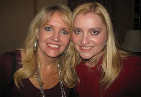 Kathlen McKinley and Jenny Erikson