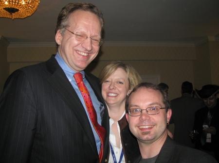 Jim Pinkerton, Elizabeth Pinkerton, Sean Hackbarth