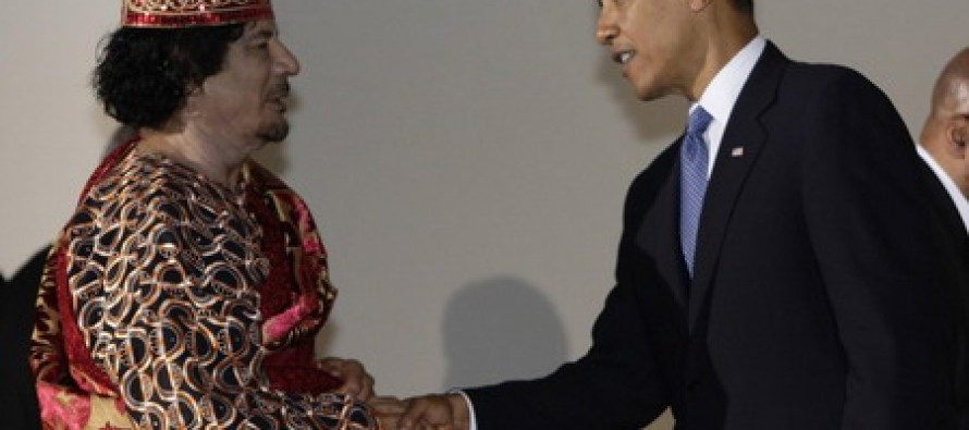 7 Questions For Liberals About Obama's Libyan War