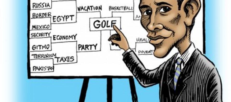 Cartoon: Obama Makes His Pick
