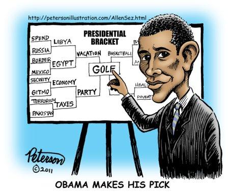 Obama makes his pick