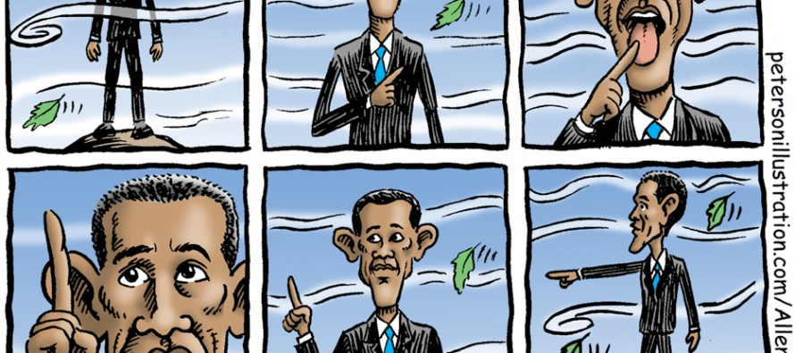 Cartoon: The Obama Doctrine