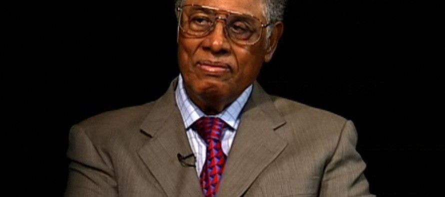 Interviewing Thomas Sowell About Economic Facts And Fallacies