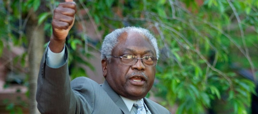 Who's Worse? James Clyburn Or The People Who Send Him Racist Emails?