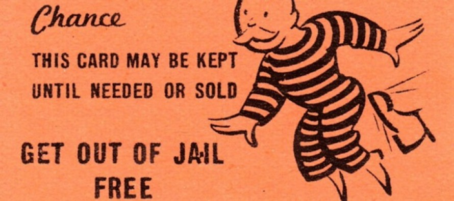 The Supreme Court Gives A Get Out Of Jail Free Card To California Convicts