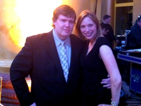 John Hawkins and Skye