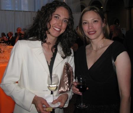 Colleen O'Boyle and Skye