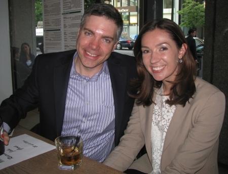 Matt Lewis and Amanda Carpenter