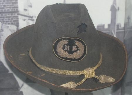 William Tecumseh Sherman's hat