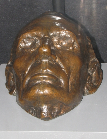 Death Mask of Lincoln