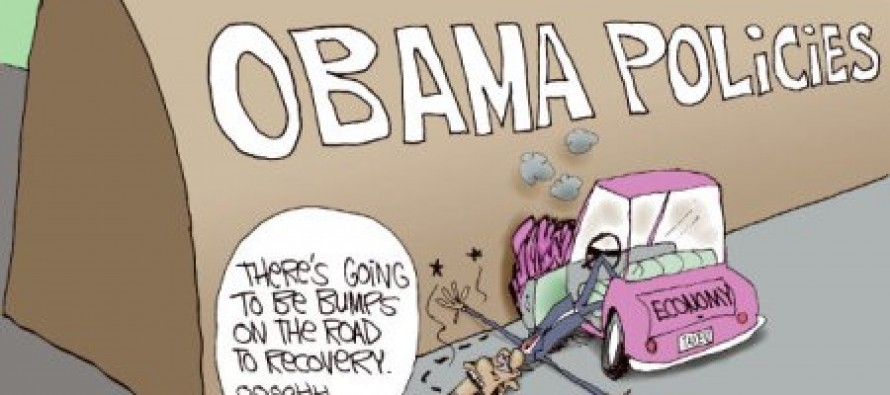 Cartoon: Economic Bumps