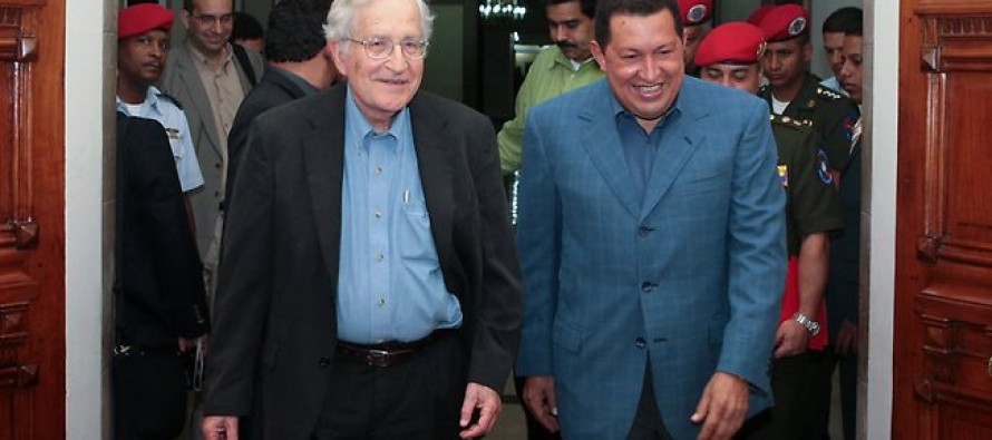 Know Who Really Doesn't Deserve A Peace Prize? Noam Freaking Chomsky