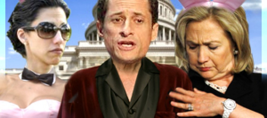Rush Limbaugh: Liberal Women Are To Blame For The Weiner Scandal