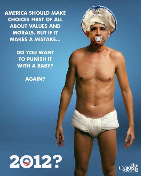Obama's a Big Baby
