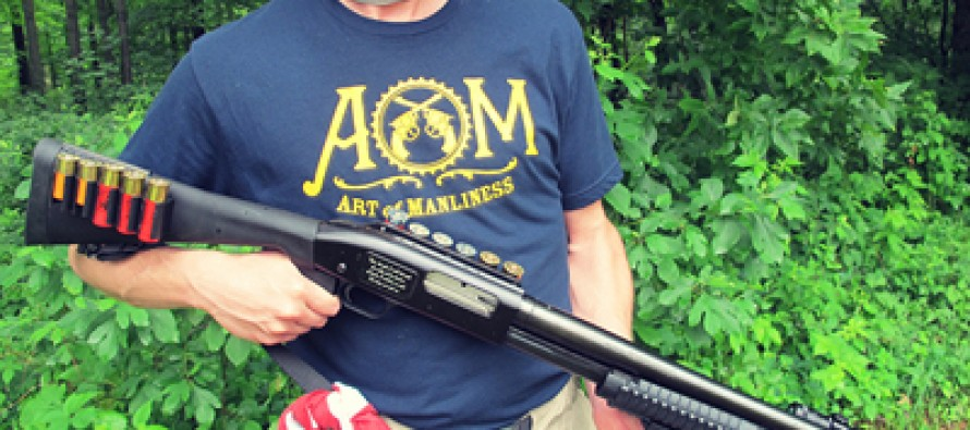 Building The Ultimate Shotgun For The Zombie Apocalypse