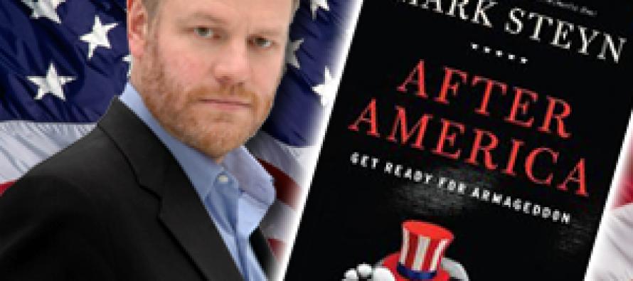 Interview: Mark Steyn on <I>After America</i>