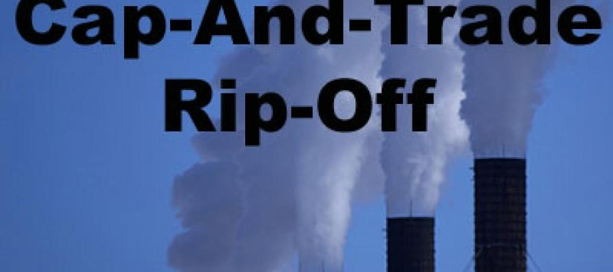 Obama's EPA Imposes Cap & Trade