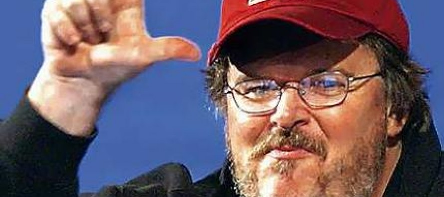 Michael Moore Goes Full Totalitarian: Arrest The Head Of S&P