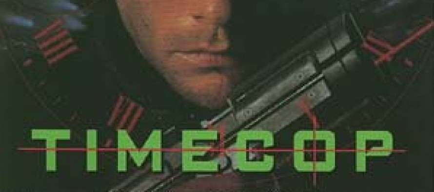 Timecop 2008: America's Only Hope (Pic)