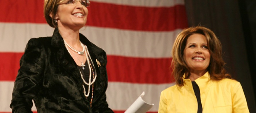 Palin And Bachmann, Not Steinem, ARE Feminism