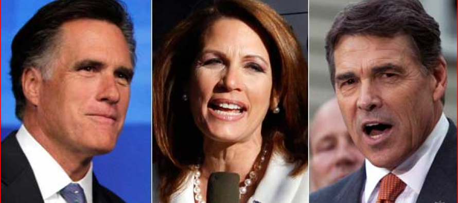 Perry, Palin, Bachmann, Romney, & Paul: A No-Holds-Barred Analysis Of How The GOP Horse Race Is Shaping Up