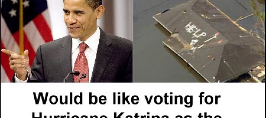 Voting For Obama In 2012 Would Be Like (Pic)