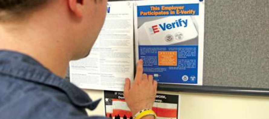 I Question Any Tea Party Group That's Against E-Verify