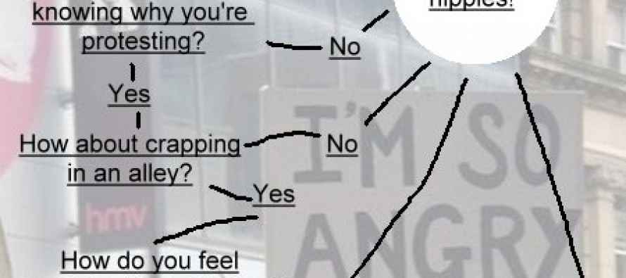 Should You Attend Occupy Wall Street? (Flowchart)