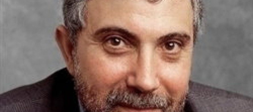 The 5 Best Paul Krugman Meme Pics