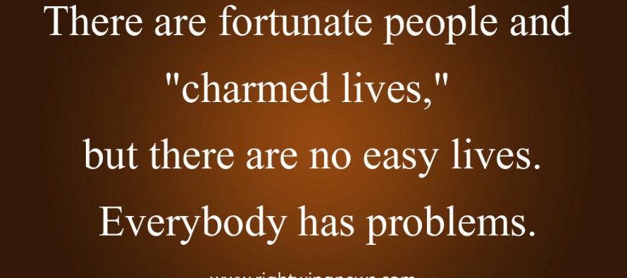 Charmed Lives (Pic/Quote)