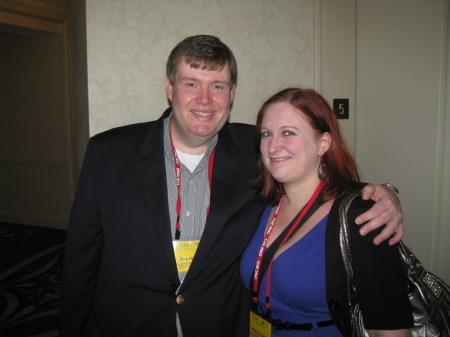 John Hawkins, Megan Carpentier
