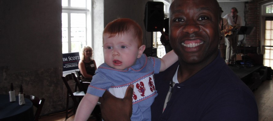 Scenes From Tim Scott's Latest Fundraiser…And why Showing Up is Fifty Percent of the Battle [Picture Dump]