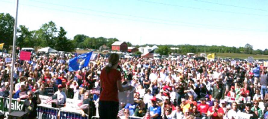 Racine Tea Party Rally for Scott Walker/Kleefisch (Also Paul Ryan, Dana Loesch, Tony Katz, More)