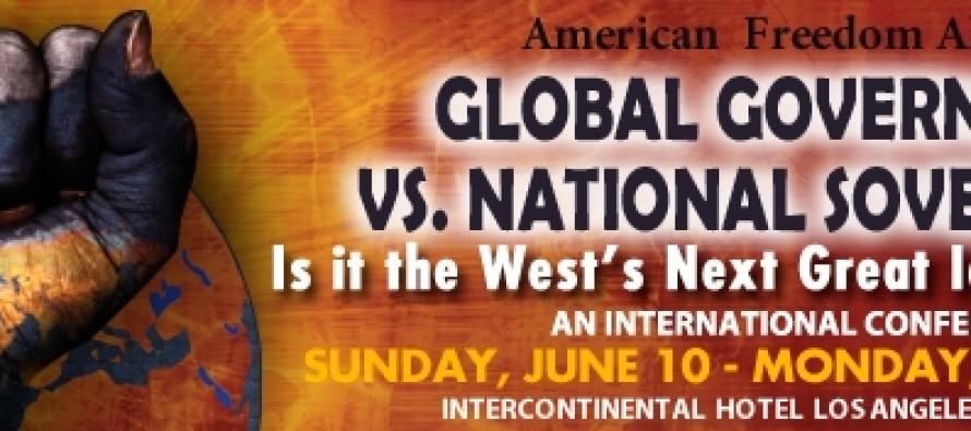 Global Governance vs. National Sovereignty