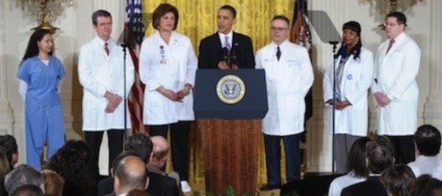 obamacare: Tip of the Iceberg