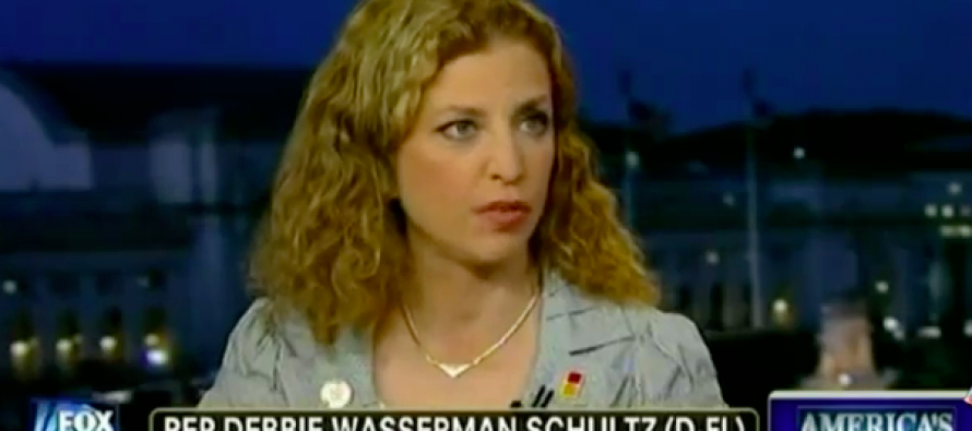 Debbie Wasserman Schultz Is Drowning In The Shark Tank