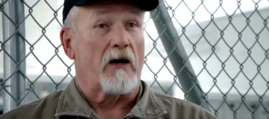 Ouch…Man In Pro-Obama Ad Can't Stand Him