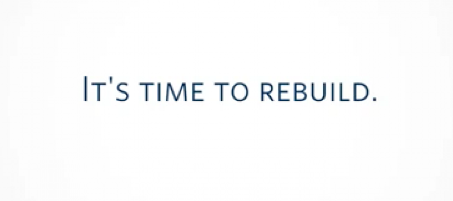 Mitt Romney: It's Time To Rebuild