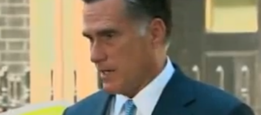 Romney Made No Gaffe In UK