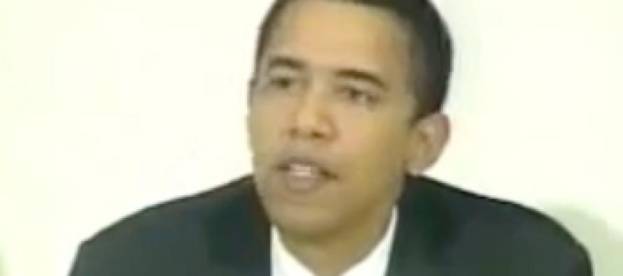 Then-State Senator Barack Obama's Remarks On Welfare Reform