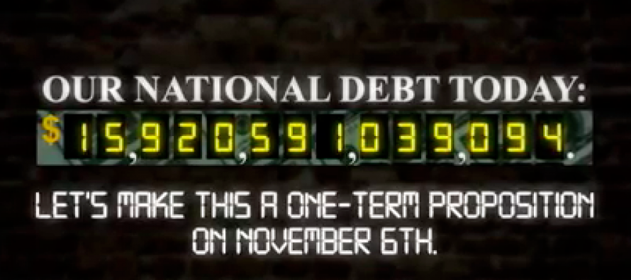 Updated: Americans for Prosperity Slams Obama's Failure In Tackling The National Debt