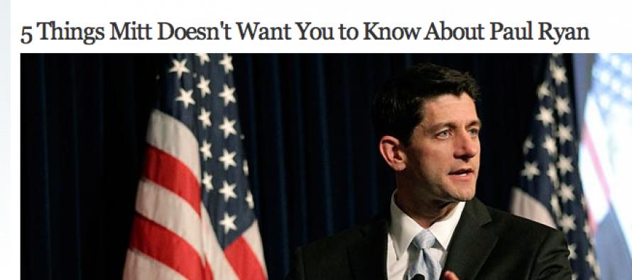 50 Shades of Paul Ryan