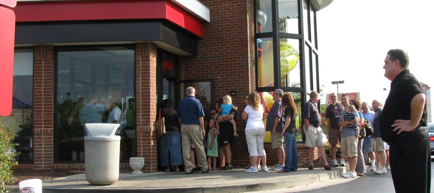 Chick-fil-A Appreciation Day In North Myrtle Beach